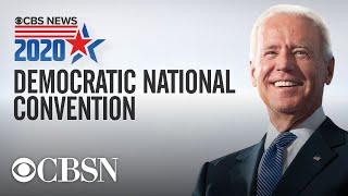 Watch DNC Day 4 live: Joe Biden, Cory Booker, Pete Buttigieg and more speak