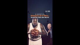 #Shaq ·Shaquille #Bezos #Amazon #inversión #VideoVertical #Originals #NBA