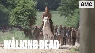 (SPOILERS) 'Rick's Brutal Injury' Talked About Scene Ep. 904   The Walking Dead