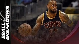 LeBron James Might Be An Underrated Passer by BBallBreakdown