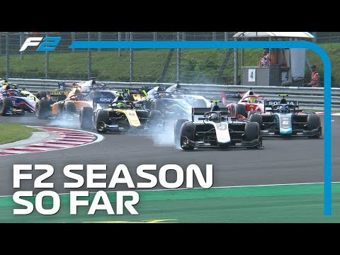 Formula 2 Season Recap | The 2019 F2 Season So Far