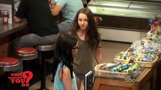 Biological child bullies adopted sister l First broadcast on 07/10/2015 | WWYD