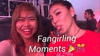 Hanging Out With Nadine Lustre (Chroma Music Festival 2017 With Teejay Marquez)