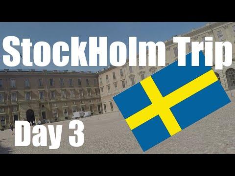 StockHolm Trip 2019 - 3rd Day - 30.6.2019 (Upravená vezia)