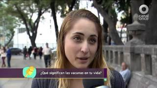 Diálogos en confianza (Salud) - Vacunas