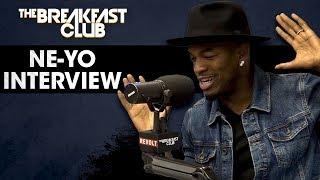 The Breakfast Club - Ne-Yo On Why We Need R&B Music, New Album 'Good Man' + More