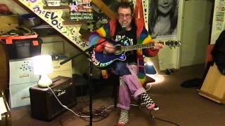 Pink Floyd / Marianne Faithfull - Incarceration of a Flower Child - Acoustic Cover - Danny McEvoy