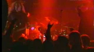 Darkane live in Tokyo, Japan - November 17th 2002. Violence from within