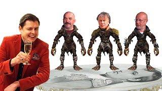 Понасенков, 2 Гоблина, Доцент и Наполеон