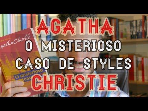 O Misterioso Caso de Styles - Agatha Christie (Coleção Folha)