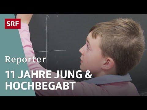 Maximilian Janisch – Aus dem Leben eines Hochbegabten | Reportage | SRF DOK