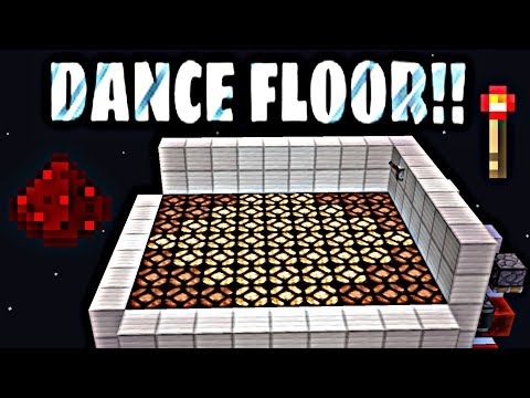 , title : 'How To Make A Dance Floor In Minecraft | Disco floor | Cool Designs'