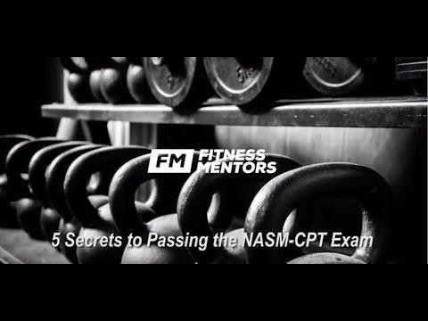 NASM Study Guide: How to Pass Your NASM CPT (5 Secrets ...