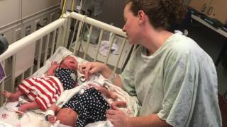 A Parade Of Little Ones - Advocate Children's Hospital's NICU 4th Of July