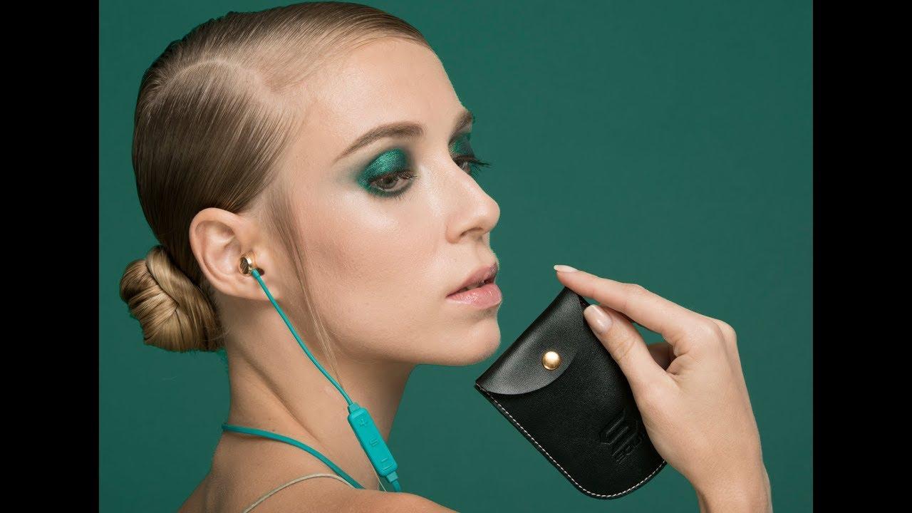 Наушники SOUL Prime Wireless (Garnet Black) SP14BK video preview