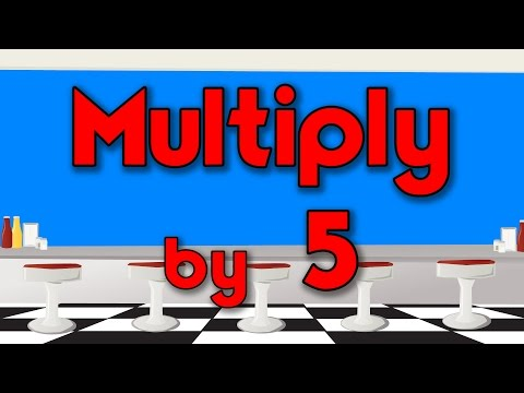 Multiply By 5 | Learn Multiplication | Multiply By Music | Jack Hartmann Mp3