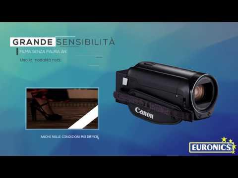 CANONLEGRIA HF R806Black