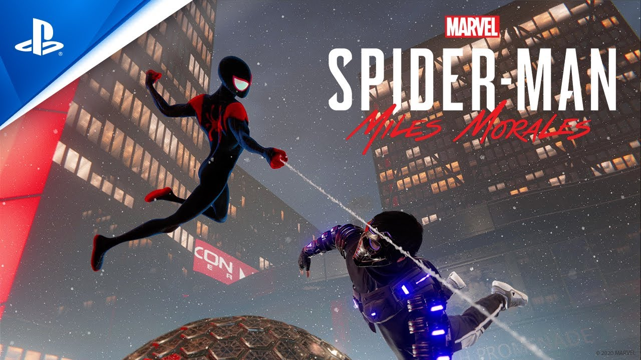 Marvel's Spider-Man: Miles Morales launches this week on PS4, PS5