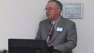 preview picture of video 'Inorganic Ventures Ribbon Cutting - Dr. Paul Gaines, CEO and Owner of Inorganic Ventures, Inc.'