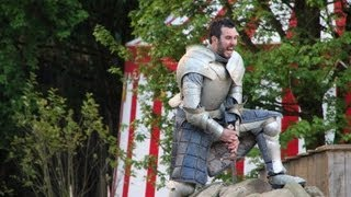 preview picture of video 'Le Puy du Fou - Les chevaliers de la table ronde'
