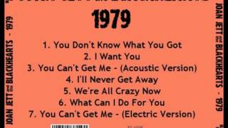 Joan Jett - You Don't Know What You Got