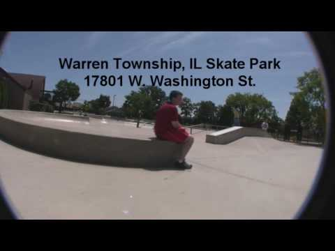 Warren Township, IL Skate Park 17801 W. Washington St.