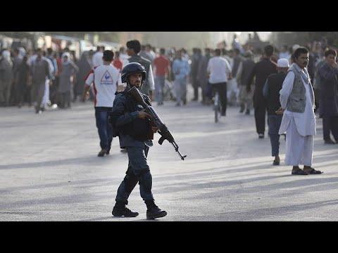 Πολύνεκρη επίθεση αυτοκτονίας στην Καμπούλ