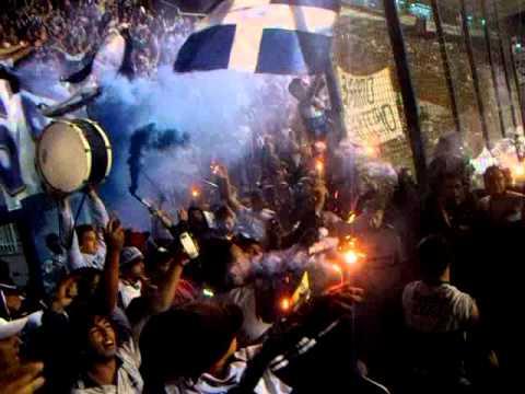 """""""La Locura, El Descontrol & La Alegria..♪"""" Barra: La Banda de Fierro 22 • Club: Gimnasia y Esgrima • País: Argentina"""