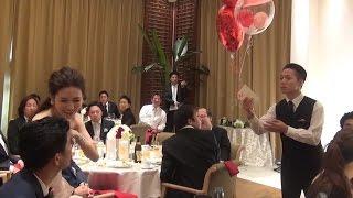 m Cui The Japanese Wedding Flashmob Video