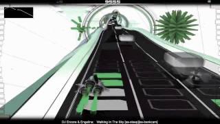 Audiosurf: Walking in the Sky [by DJ Encore & Engelina]