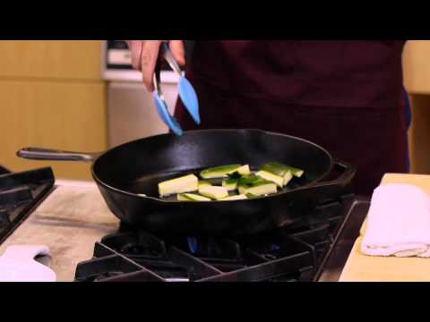 Video Zucchini & Tomato Stir-Fry : Healthy Vegetable Recipes