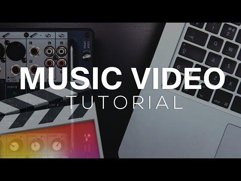 Music Video Tutorial – Final Cut Pro X