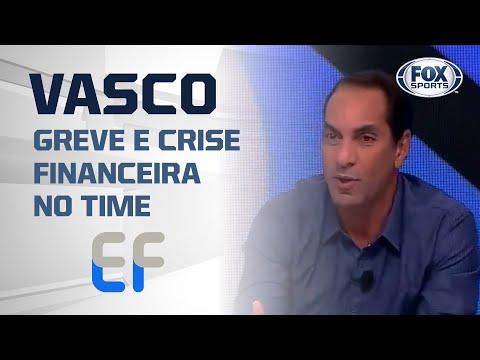 CRISE ATRAPALHA O VASCO! Edmundo e Fábio Azevedo falam sobre problemas financeiros do clube