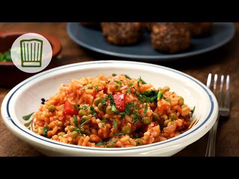 Djuvec Reis Rezept #chefkoch