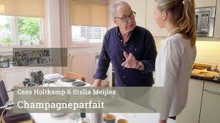 Champagneparfait van Cees Holtkamp