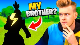Guessing The Player Using ONLY Their Fortnite Gameplay!