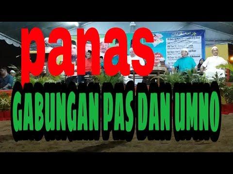 Dato Nasaruddin Daud=ceramah di tanah merah kelantan(isu semasa)