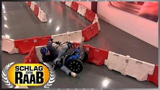 Stefan likes too kiss the ground! | Game 12: Freee - Schlag den Raab!