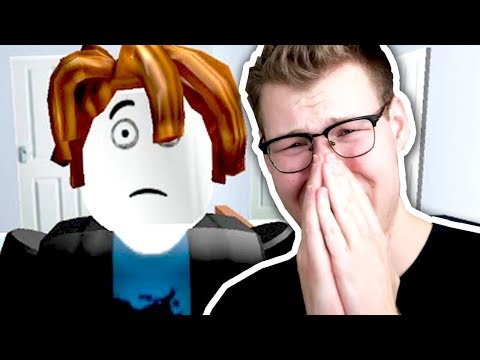 YOU WILL 100% CRY FROM THIS SAD BULLY STORY!! (Roblox Try Not to Cry Challenge)