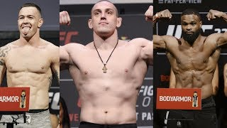 Ковингтон угрожает Вудли, Сосновский о возвращении в UFC, Манува о своей травме