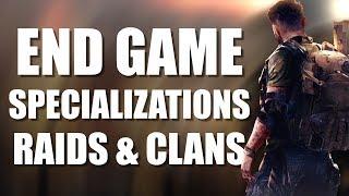 The Division 2 | End Game, Specializations, Raids & Clans - dooclip.me