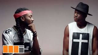 Joey B   Wave Ft. Pappy Kojo (Official Video)