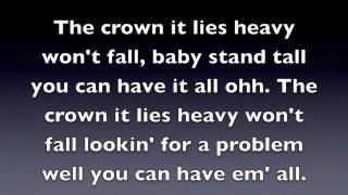 Royalty - Down With Webster *lyrics*