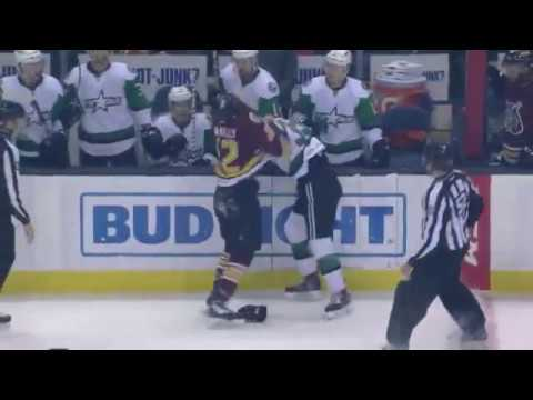 Brandon McNally vs. Samuel Laberge