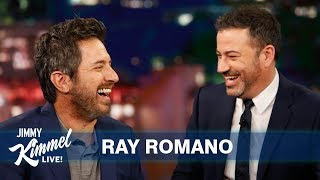 Ray Romano on Getting Older, His Kids & The Irishman