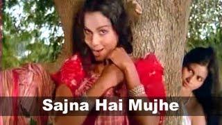 Sajna Hai Mujhe - Amitabh Bachchan & Padma Khanna - Saudagar