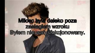 Adam Lambert - love Wins over glamour (napisy PL )