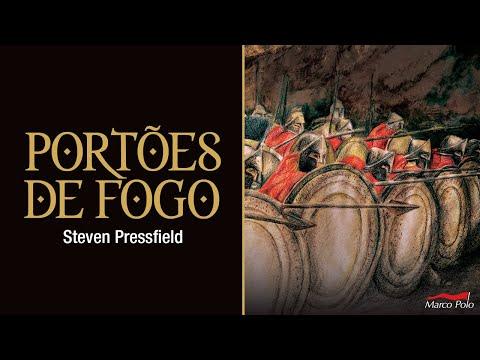 Steven Pressfield fala sobre o livro Portões de Fogo.