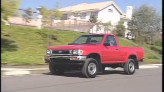Toyota 4x4 Std Bed Compact Pickup 1994