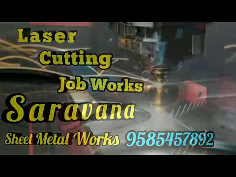 Laser Cutting Operation Available